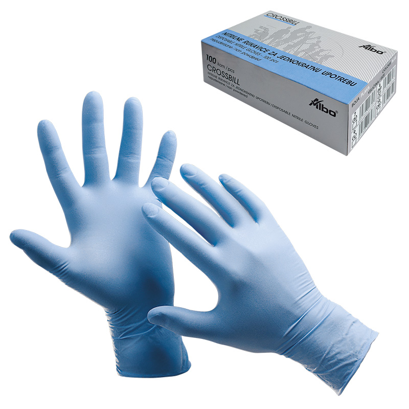 Nitrilne rukavice CROSSBILL
