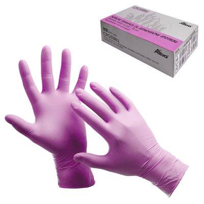 Nitrilne rukavice CROSSBILL PINK
