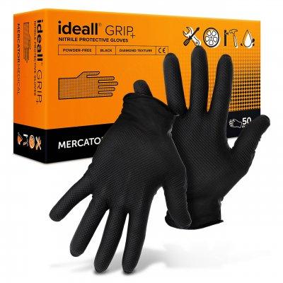 Nitrilne rukavice BLACK