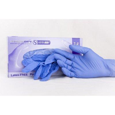 Nitrilne rukavice SEMPERCARE