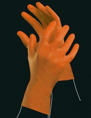 Nitrilne rukavice ORANGE