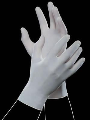 Jednokratne lateks rukavice FEEL